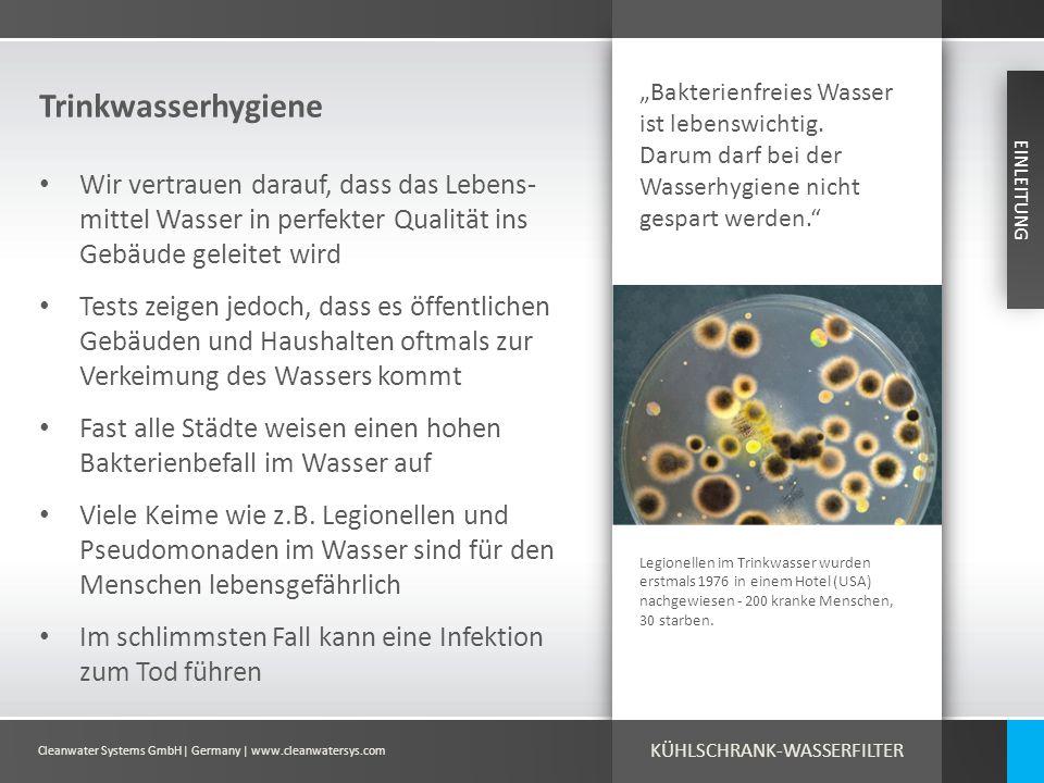 KÜHLSCHRANK-WASSERFILTER