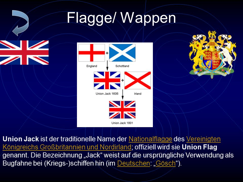 Flagge/ Wappen