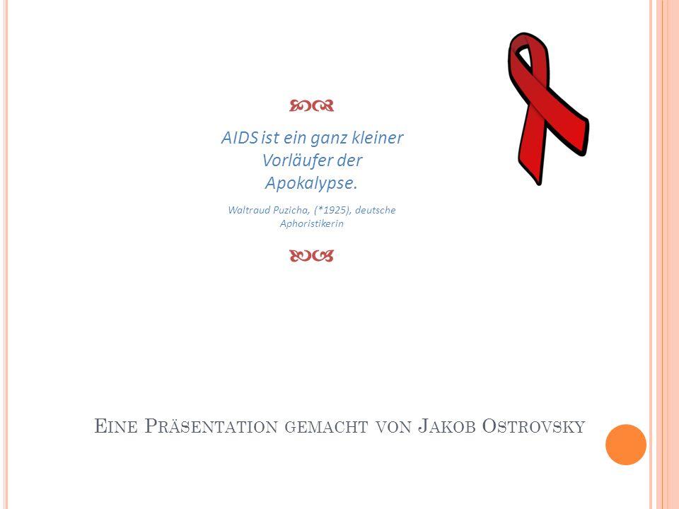Eine Präsentation gemacht von Jakob Ostrovsky