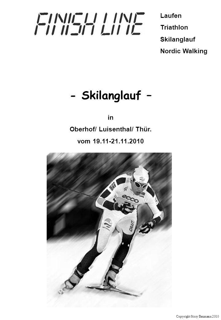 Oberhof/ Luisenthal/ Thür.
