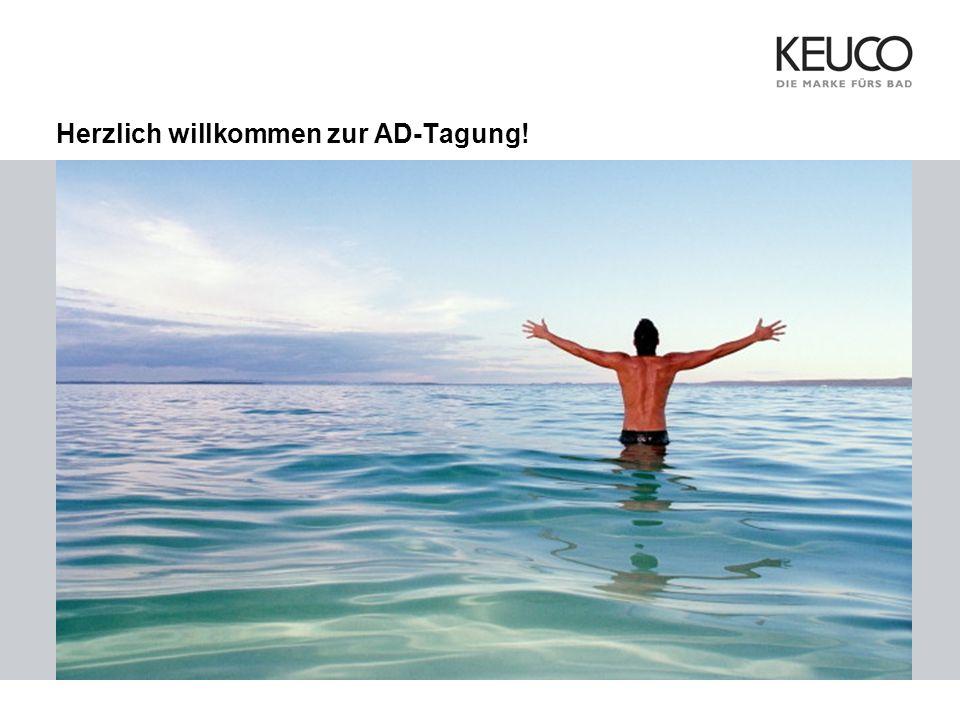 Herzlich willkommen zur AD-Tagung!