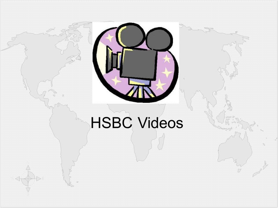 Video: HSBC Videos By Prof. Jürgen Bolten available on Youtube 5555 55