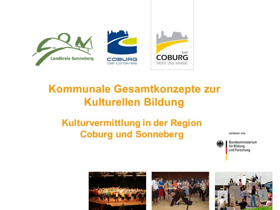 Kommunale Gesamtkonzepte zur Kulturellen Bildung