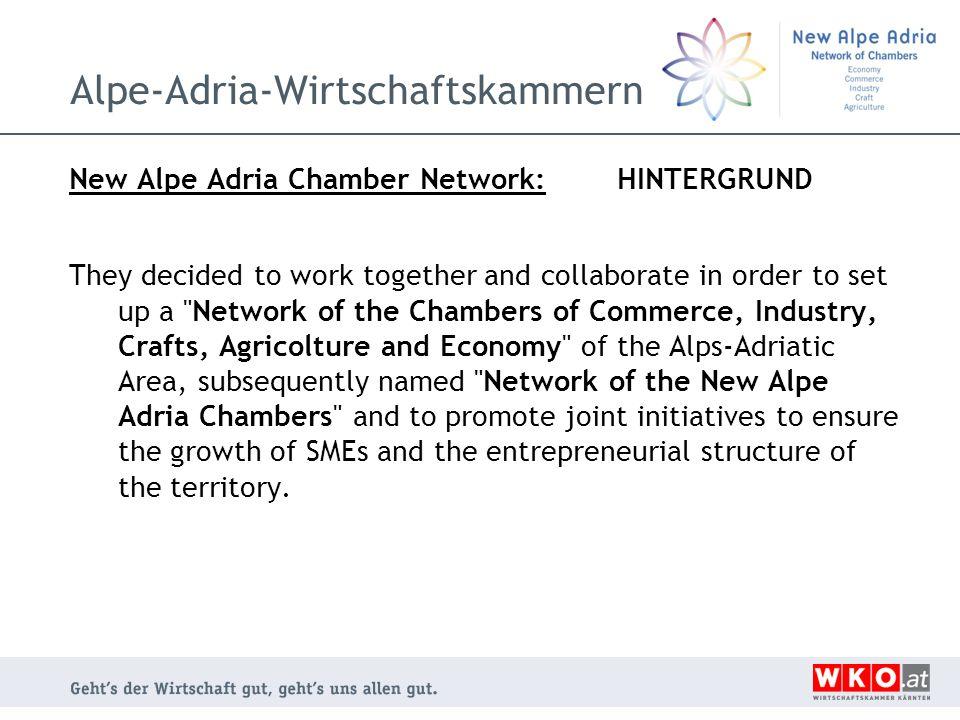 Alpe-Adria-Wirtschaftskammern