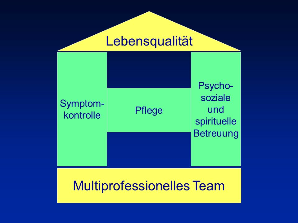 Multiprofessionelles Team