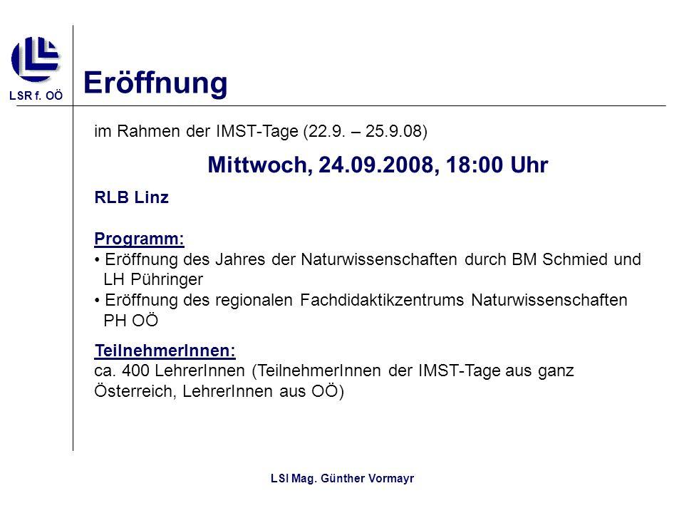 LSI Mag. Günther Vormayr