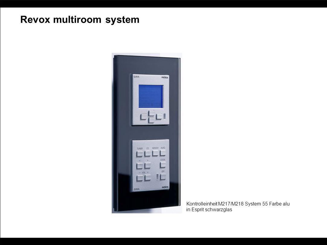 Revox multiroom system