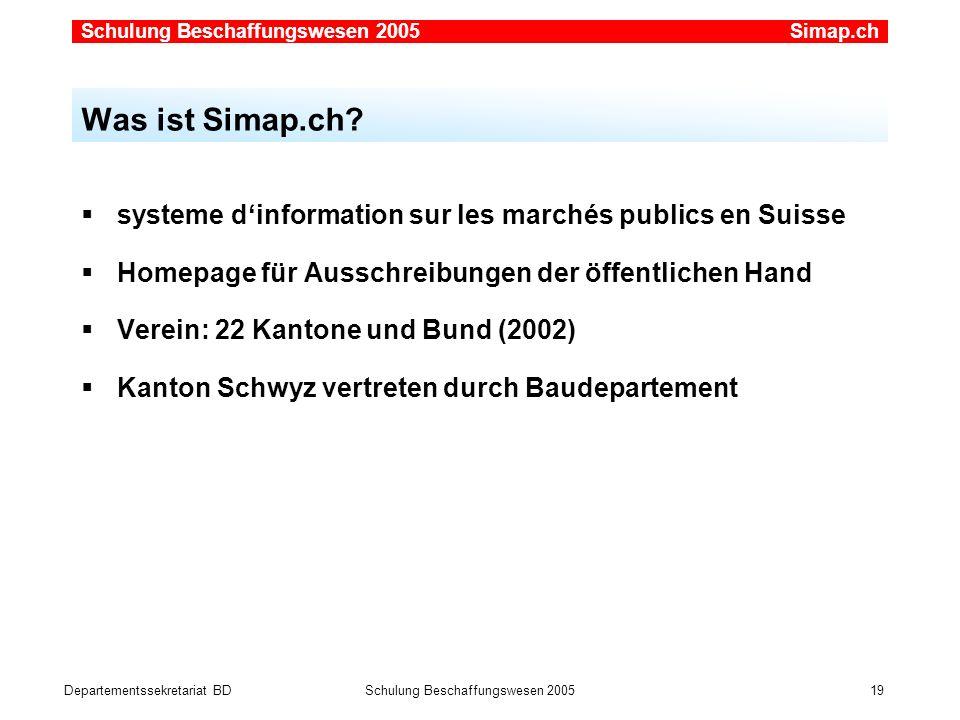 Simap.ch Was ist Simap.ch systeme d'information sur les marchés publics en Suisse. Homepage für Ausschreibungen der öffentlichen Hand.
