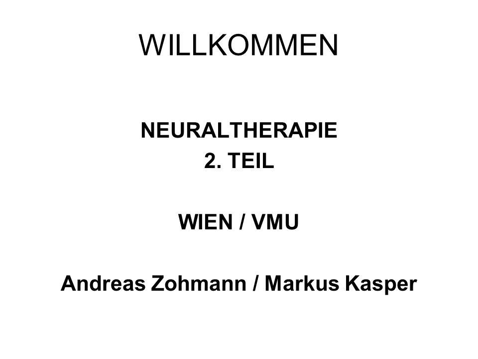 Andreas Zohmann / Markus Kasper