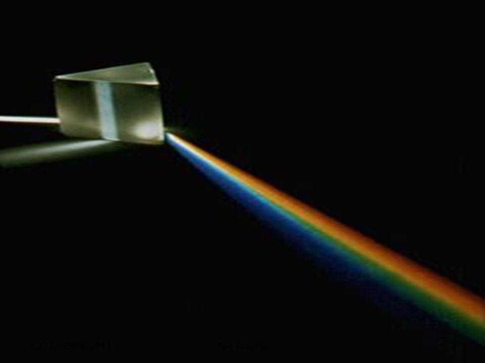Das gleiche Phänomen lässt sich auch künstlich erzeugen mit Hilfe eines Prismas. Dabei tritt das gleiche Farbmuster wie bei einem Regenbogen auf: Rot-gelb-grün-blau-indigo. Um das Verhalten von Licht besser zu verstehen, wenden wir uns heute kurz und einfach der Physik des Lichts zu. Verschiedene Stoffe reagieren verschieden auf den Einfall von Licht. Diesen Umstand machen sich auch die Wissenschafter zu Nutze, um mit Hilfe von Lichtstrahlen Informationen über einen Stoff zu erhalten. Die Chemiker sprechen dabei von einem Spektrum.