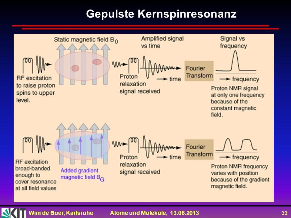 Gepulste Kernspinresonanz