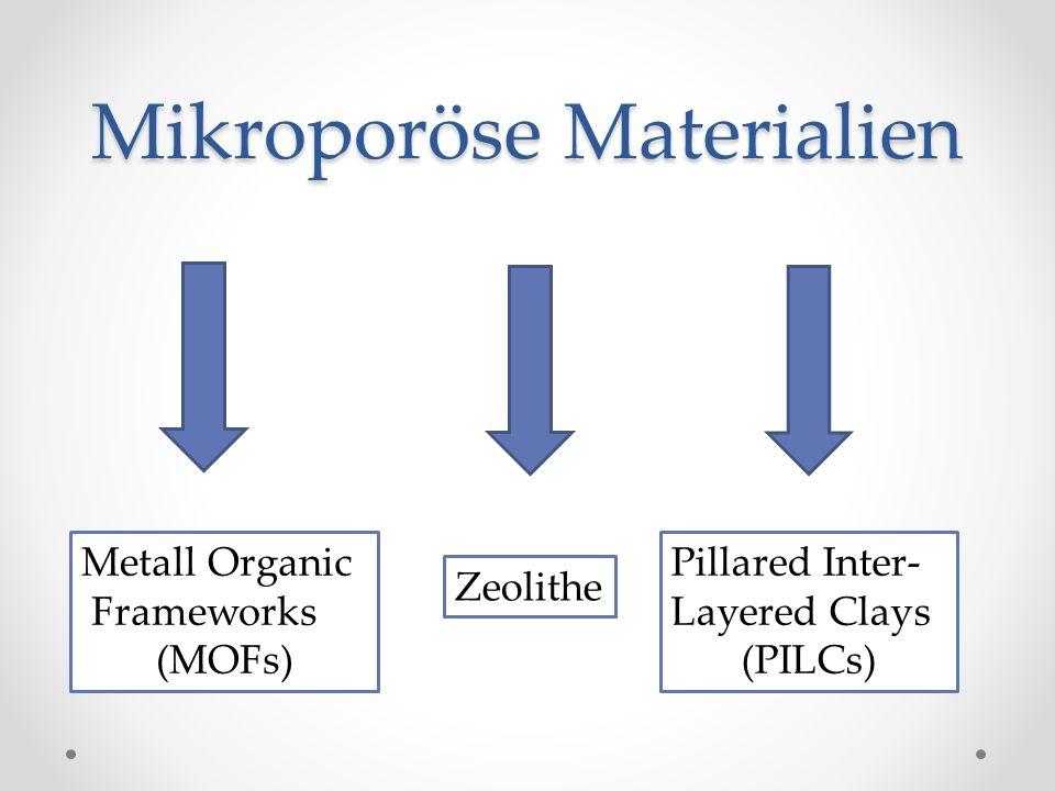 Mikroporöse Materialien