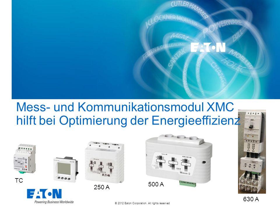 Mess- und Kommunikationsmodul XMC hilft bei Optimierung der Energieeffizienz