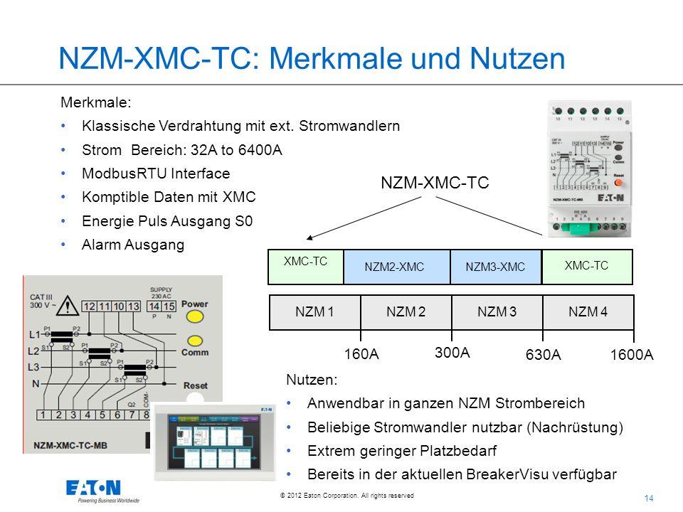NZM-XMC-TC: Merkmale und Nutzen