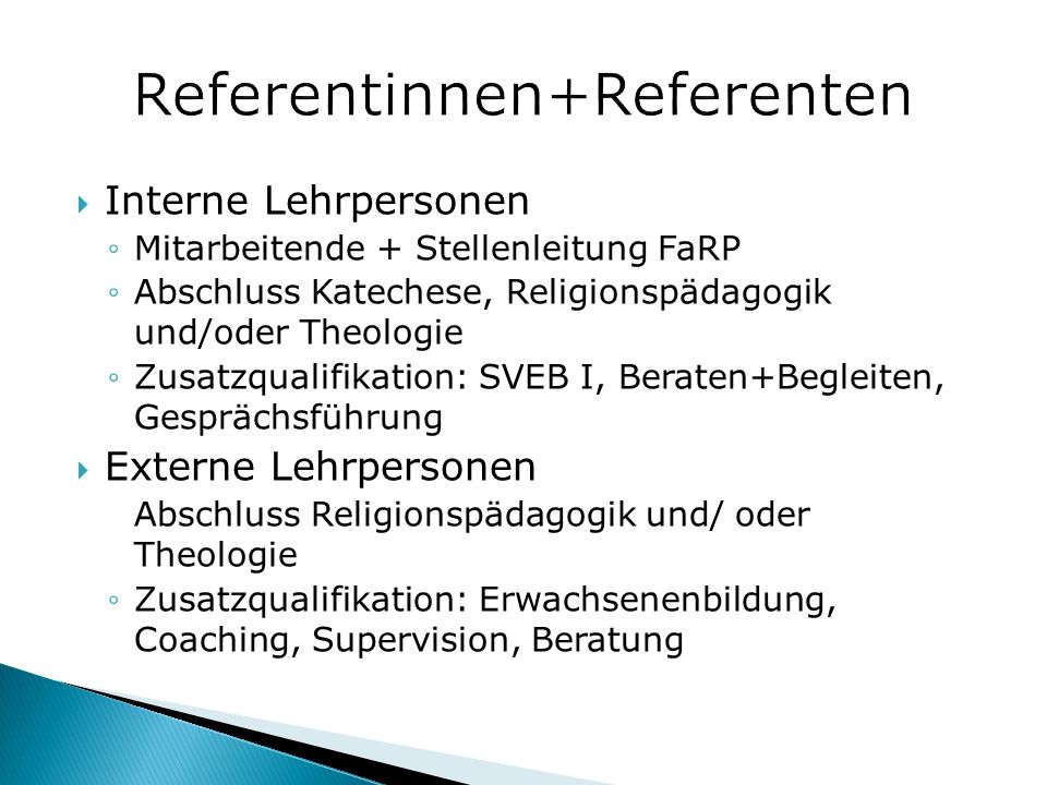 Referentinnen+Referenten
