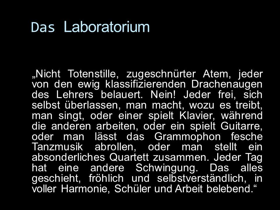 Das Laboratorium