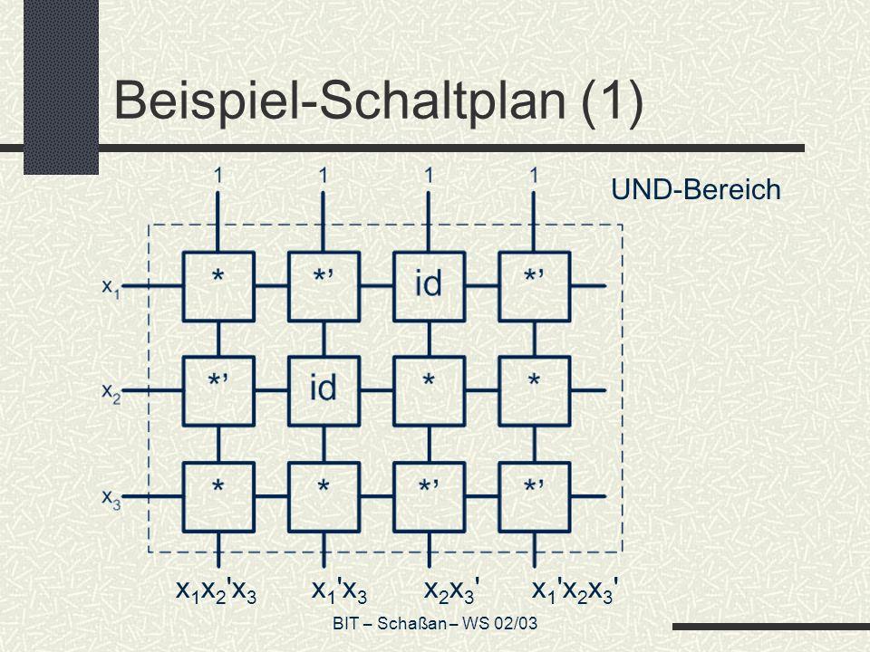 Beispiel-Schaltplan (1)