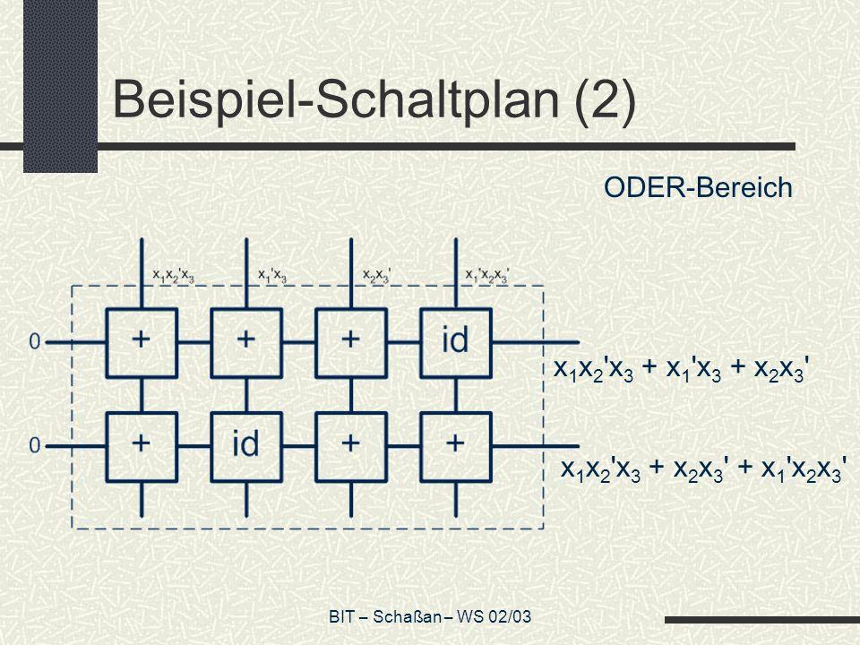 Beispiel-Schaltplan (2)