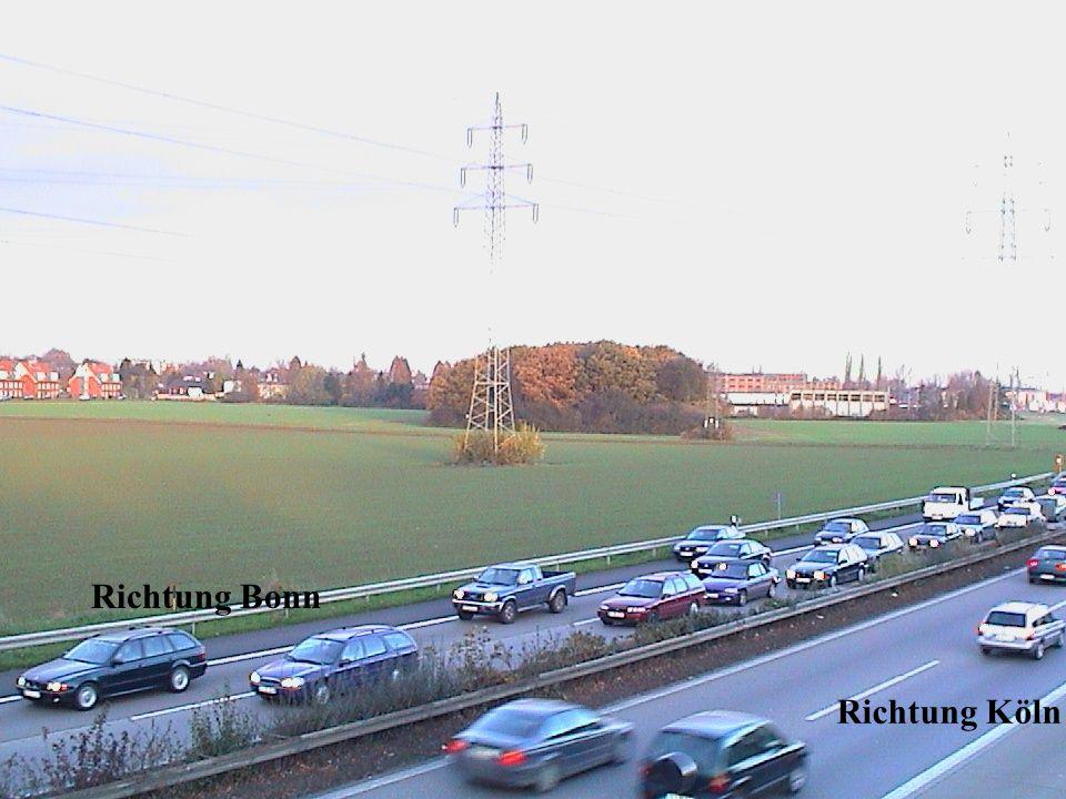 Richtung Bonn Richtung Köln