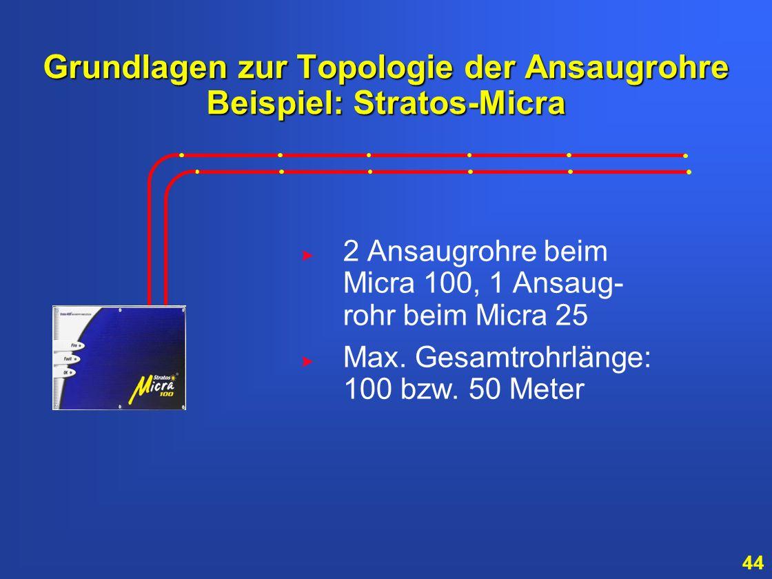 Grundlagen zur Topologie der Ansaugrohre Beispiel: Stratos-Micra