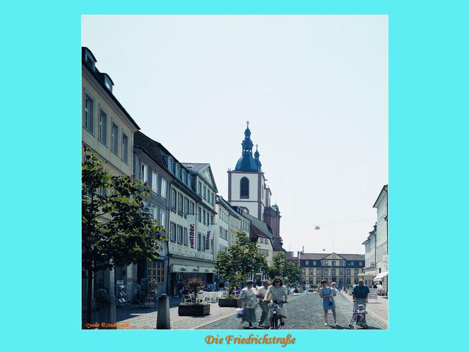Quelle: © Stadt Fulda Die Friedrichstraße