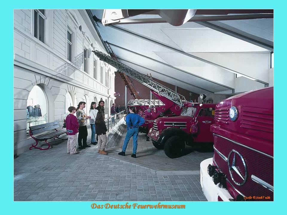 Das Deutsche Feuerwehrmuseum