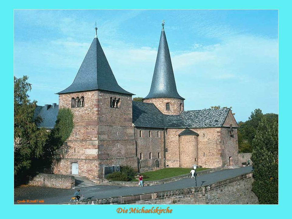 Quelle: © Stadt Fulda Die Michaelskirche