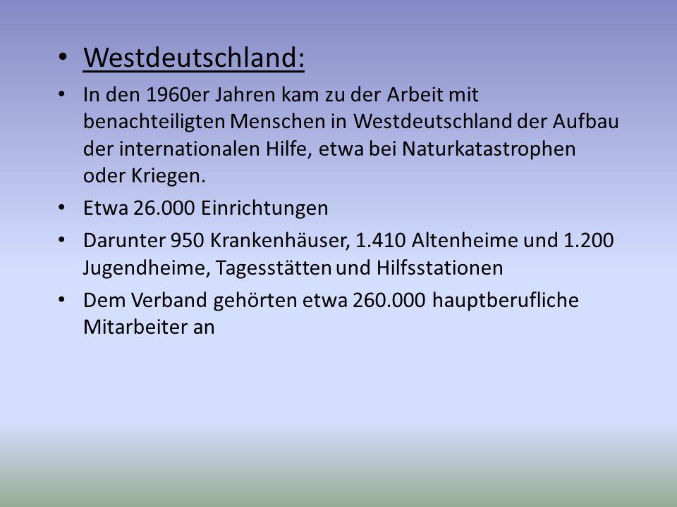 Westdeutschland: