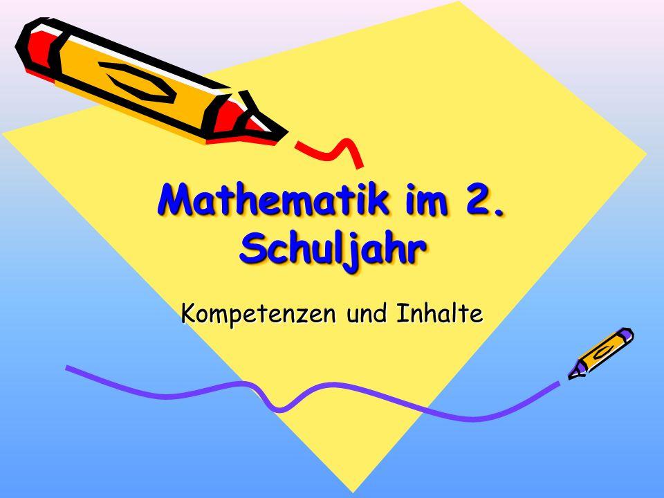 Mathematik im 2. Schuljahr
