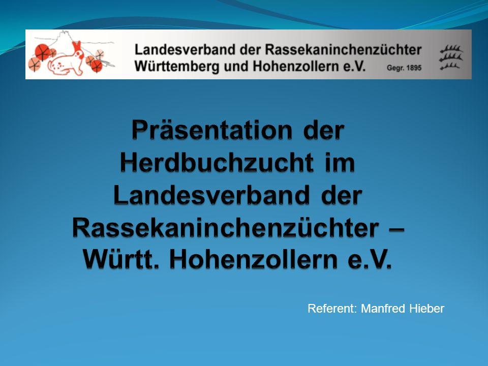 Referent: Manfred Hieber