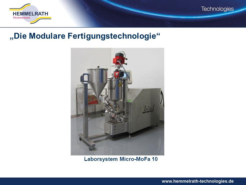 Laborsystem Micro-MoFa 10