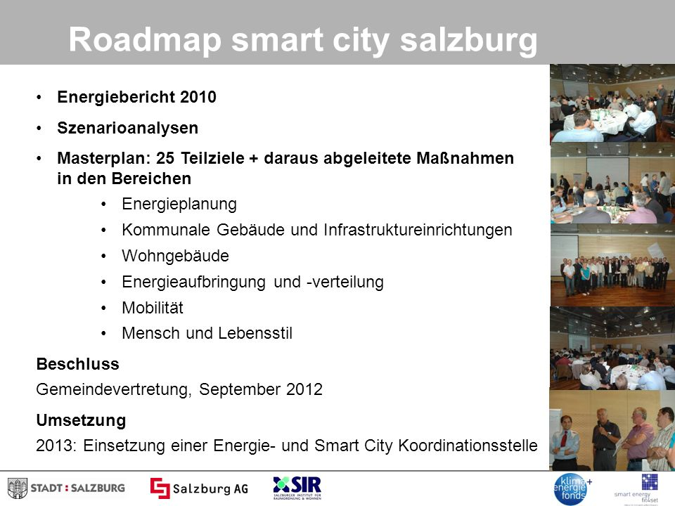 Roadmap smart city salzburg