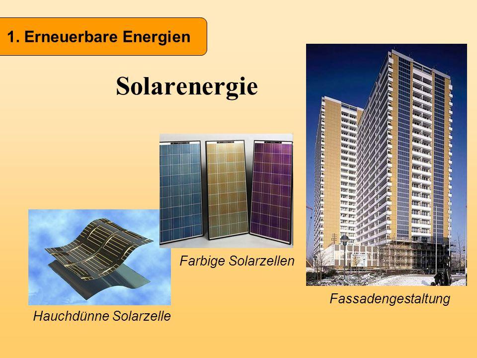 Hauchdünne Solarzelle