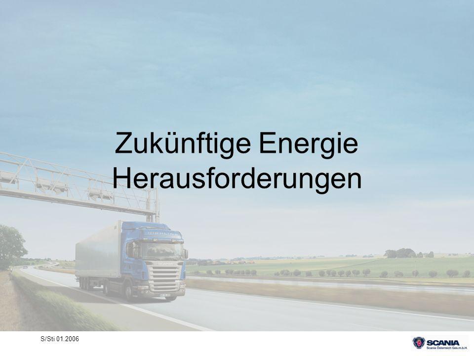 Zukünftige Energie Herausforderungen