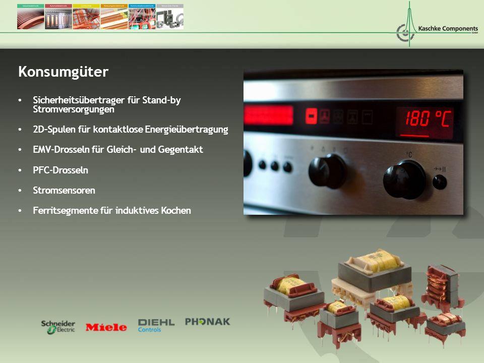 Konsumgüter Sicherheitsübertrager für Stand-by Stromversorgungen