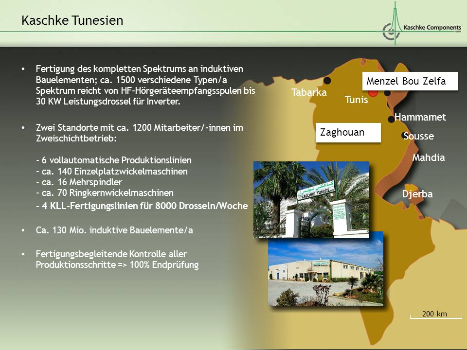 Kaschke Tunesien Menzel Bou Zelfa Tabarka Tunis Hammamet Zaghouan