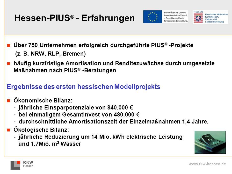 Hessen-PIUS® - Erfahrungen