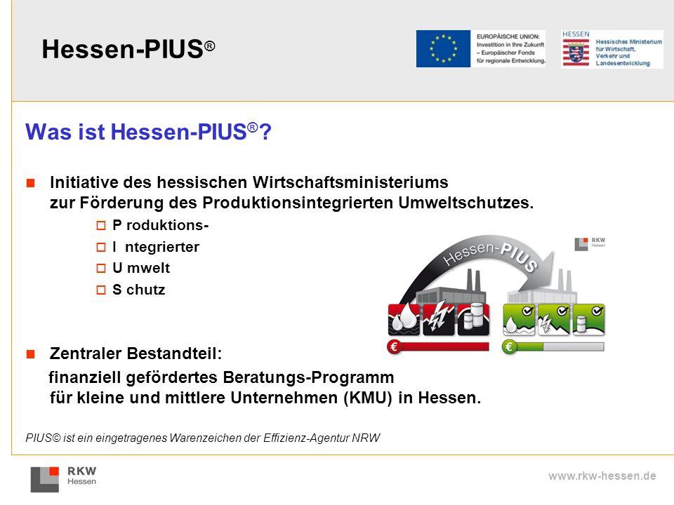 Hessen-PIUS® Was ist Hessen-PIUS®