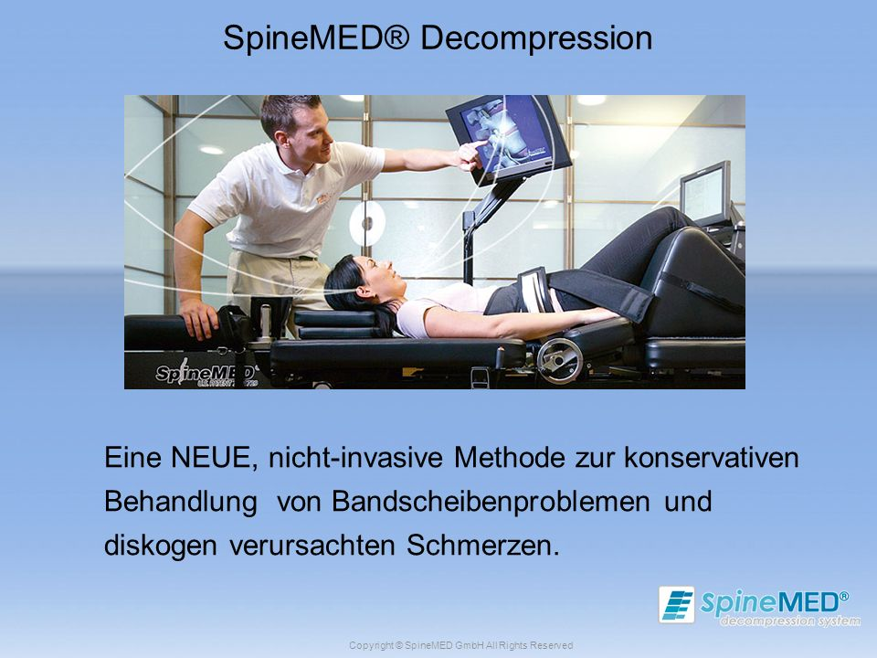 SpineMED® Decompression