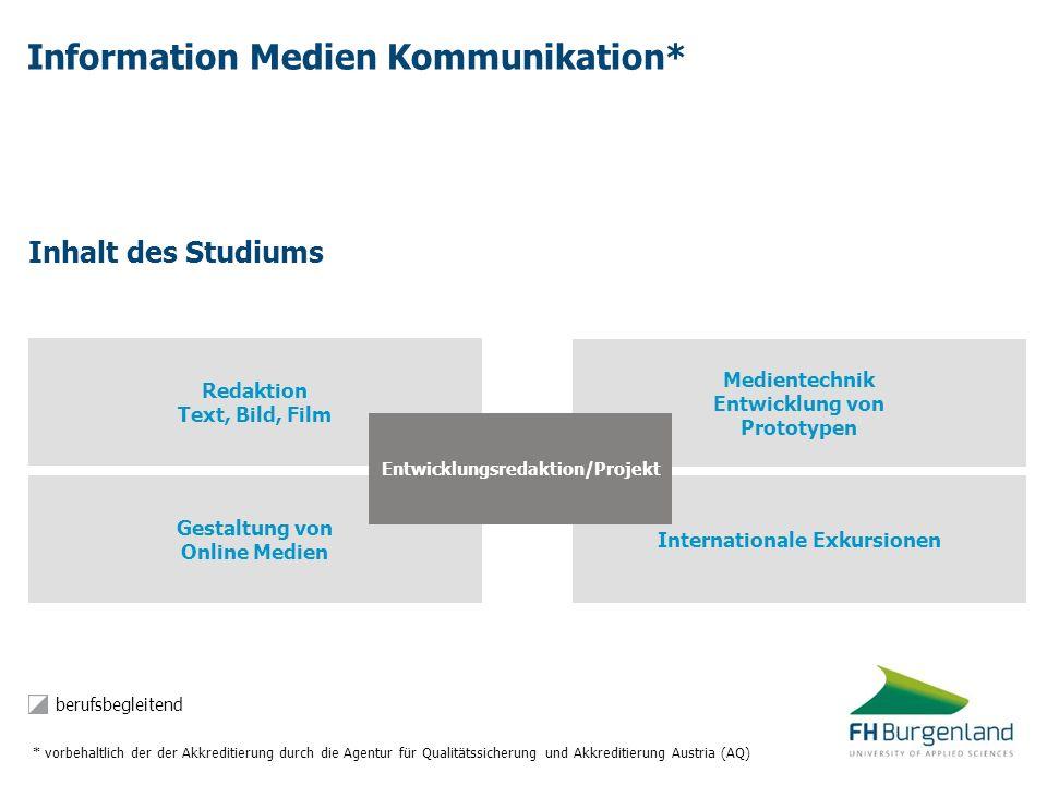 Information Medien Kommunikation*