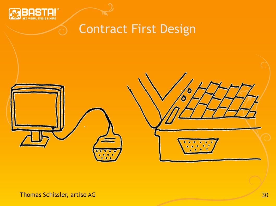 Contract First Design Thomas Schissler, artiso AG