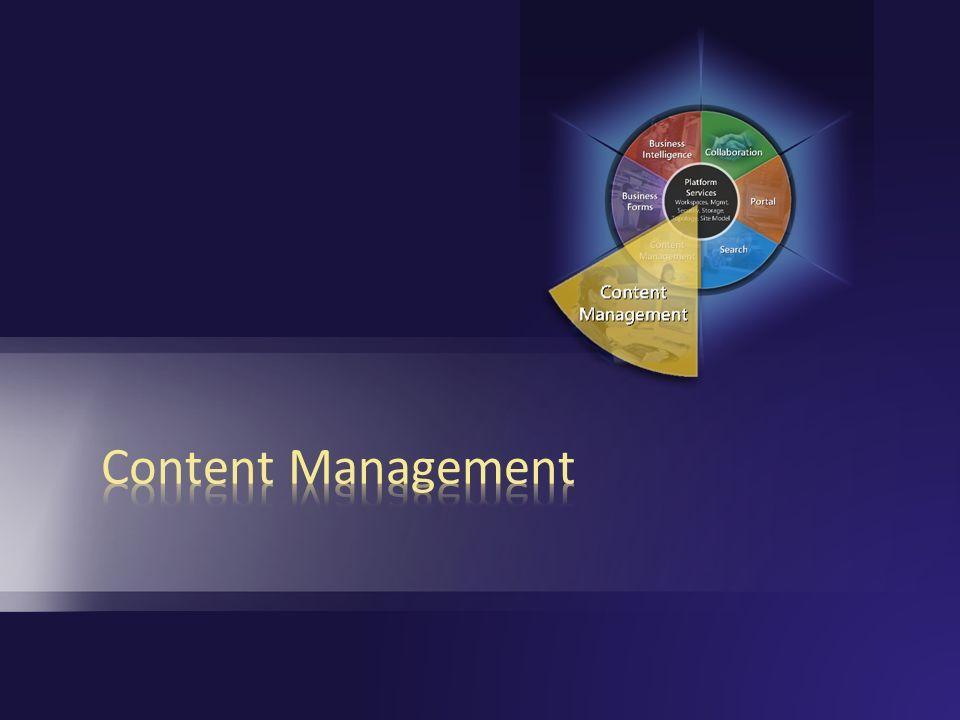 Content Management 3/28/2017 7:01 PM