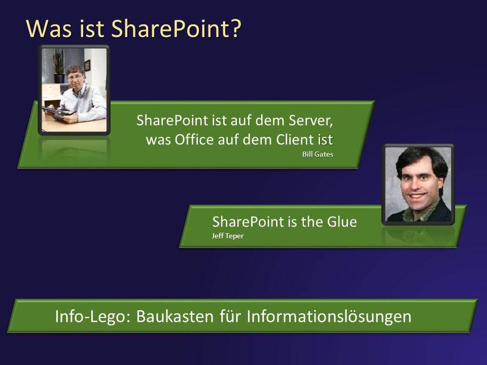 Was ist SharePoint Teufelswerk DMS System von Microsoft