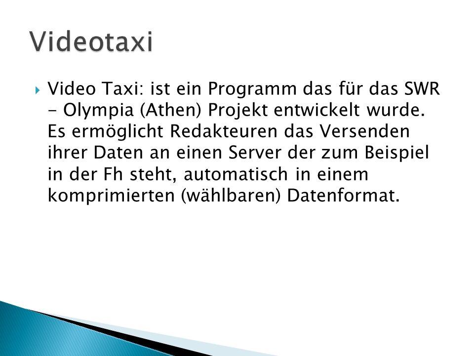 Videotaxi
