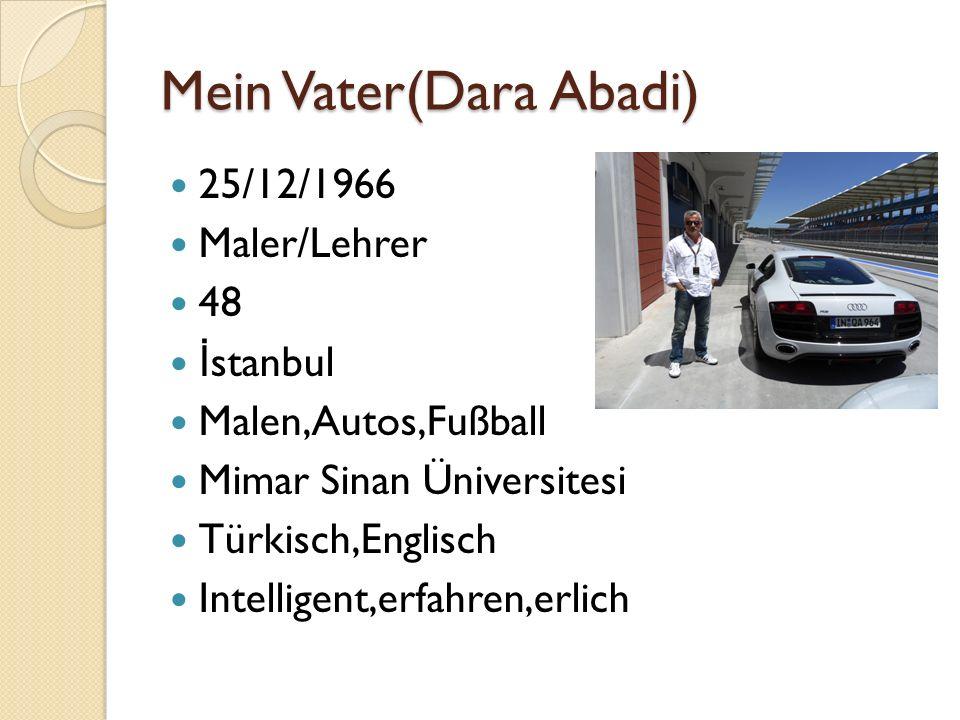 Mein Vater(Dara Abadi)