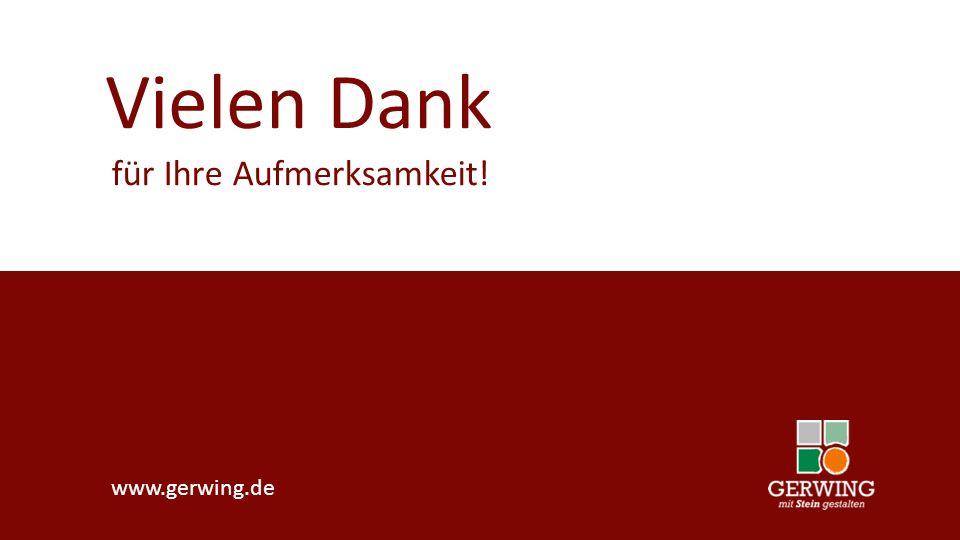 Vielen Dank Deutschlands Nr. 1 für Heim und Garten