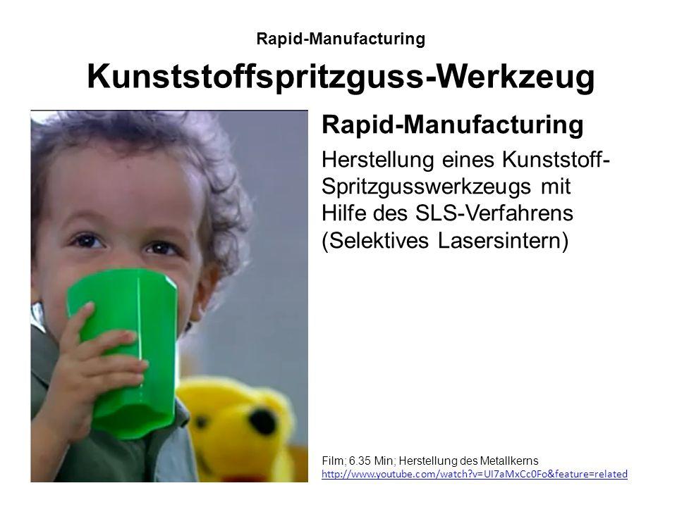 Kunststoffspritzguss-Werkzeug