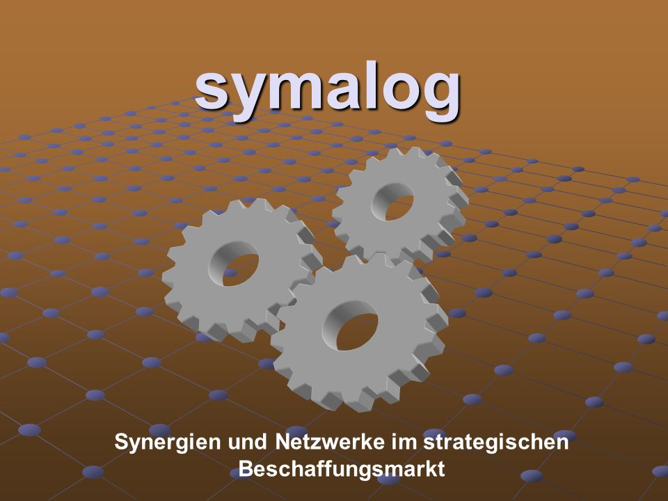 Synergien und Netzwerke im strategischen Beschaffungsmarkt