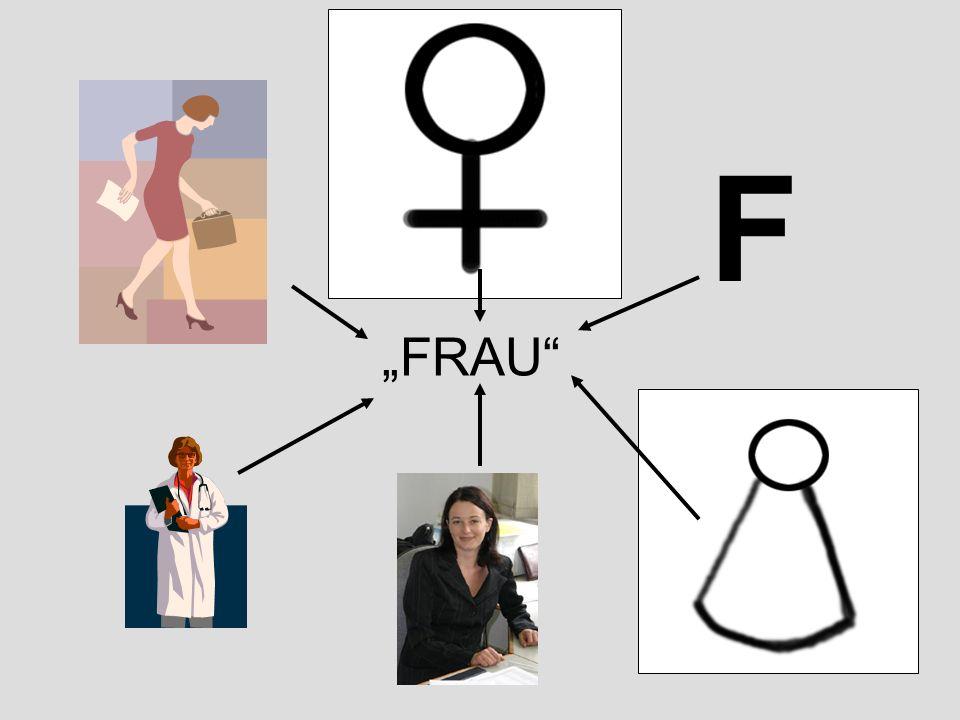"""F """"FRAU"""