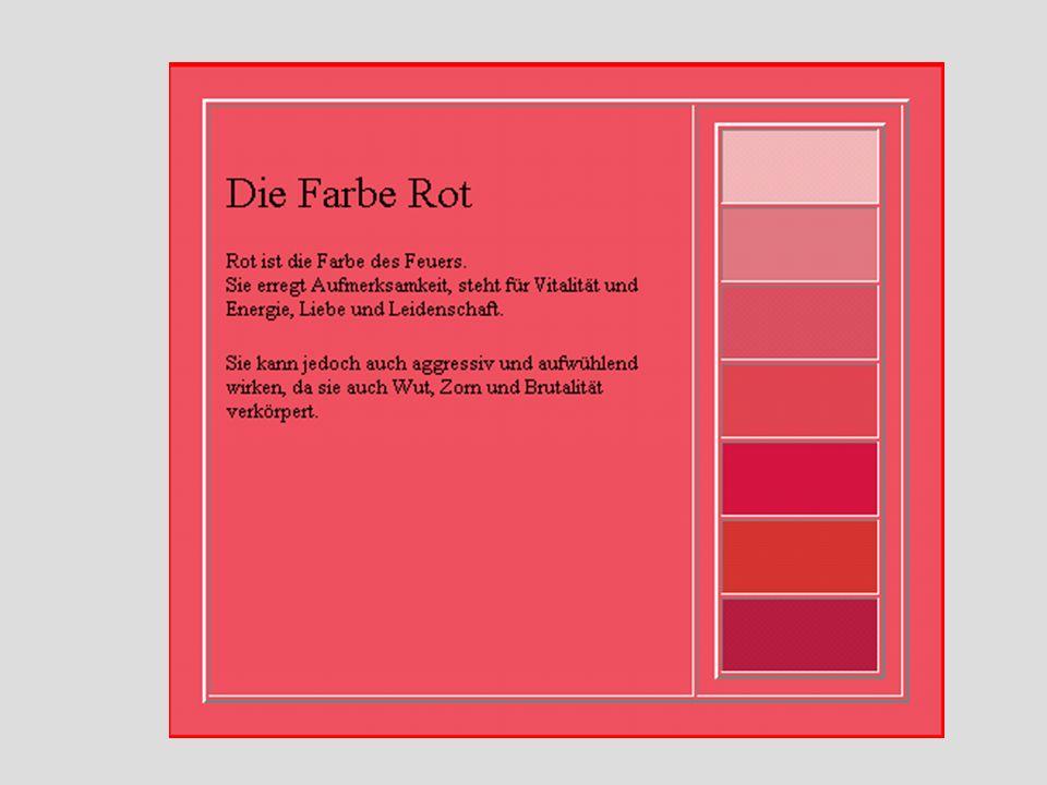  Farbwirkung auf den Gesamtorganismus